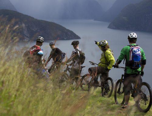 Sykkelsatsing Storfjordområdet