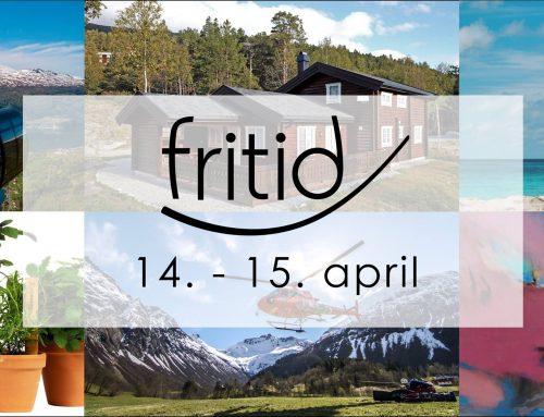 Besøk oss på Fritid2018