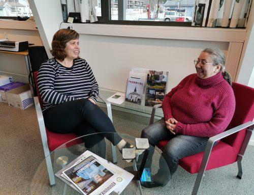 Invitasjon til å bidra som referanseperson i prosjekt HelseSamArbeid Fjord kommune