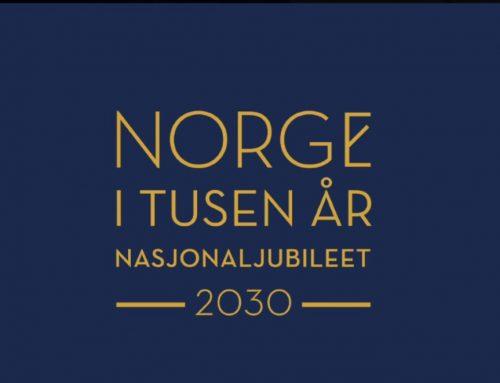 Nasjonaljubileet 2030 – Velkomen til Valldal i 2029!